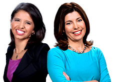 newsroom hosts heather sells and Maria Alejandra