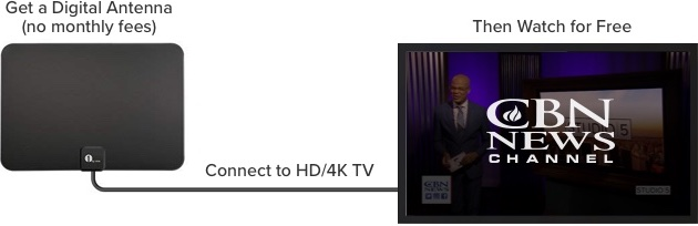 CBN News Channel | CBN News Channel