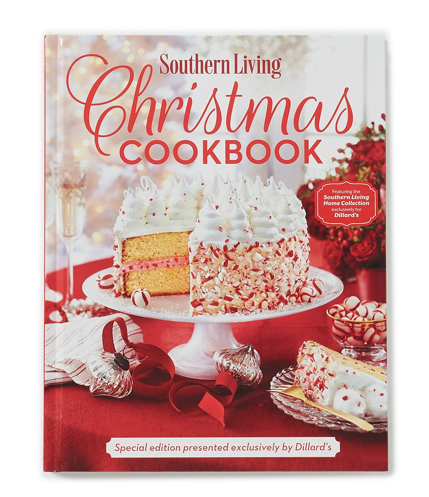2017 southern living christmas cookbook