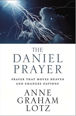 The daniel prayer book by anne graham lotz