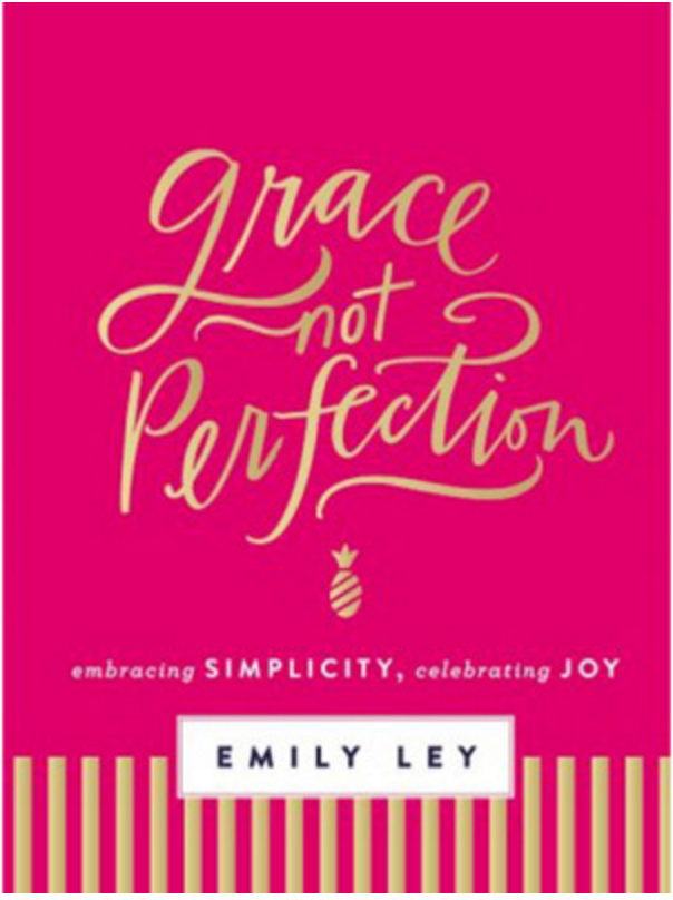 living by a standard of grace  not perfection