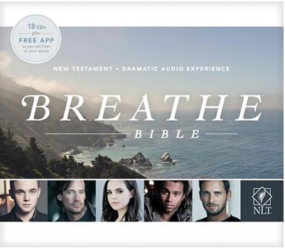 Breathe Bible Audio New Testament NLT