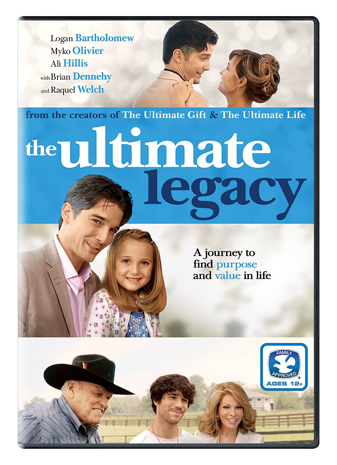 The Ultimate Legacy on DVD
