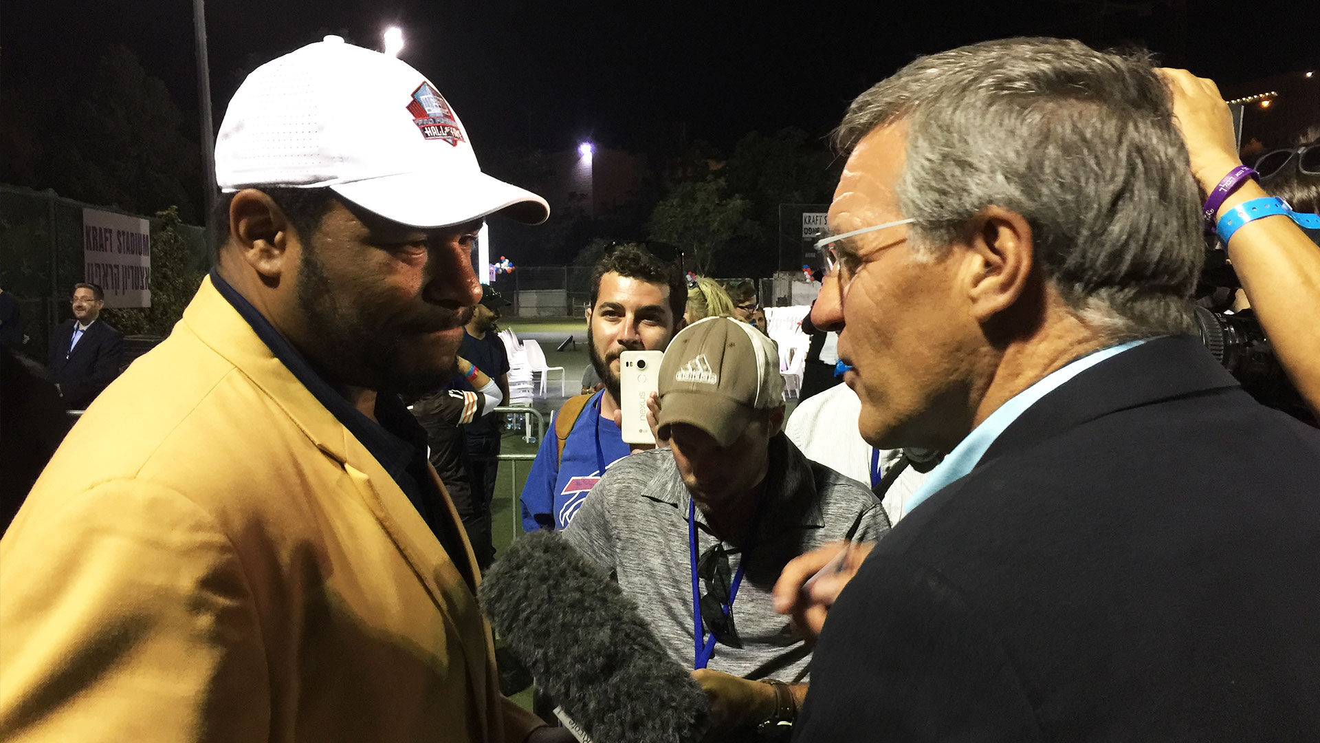 Robert Kraft says football is safer than ever