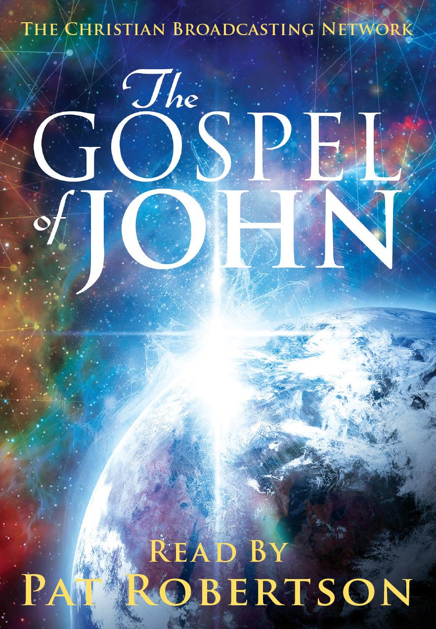 Gospel of John Cover Image