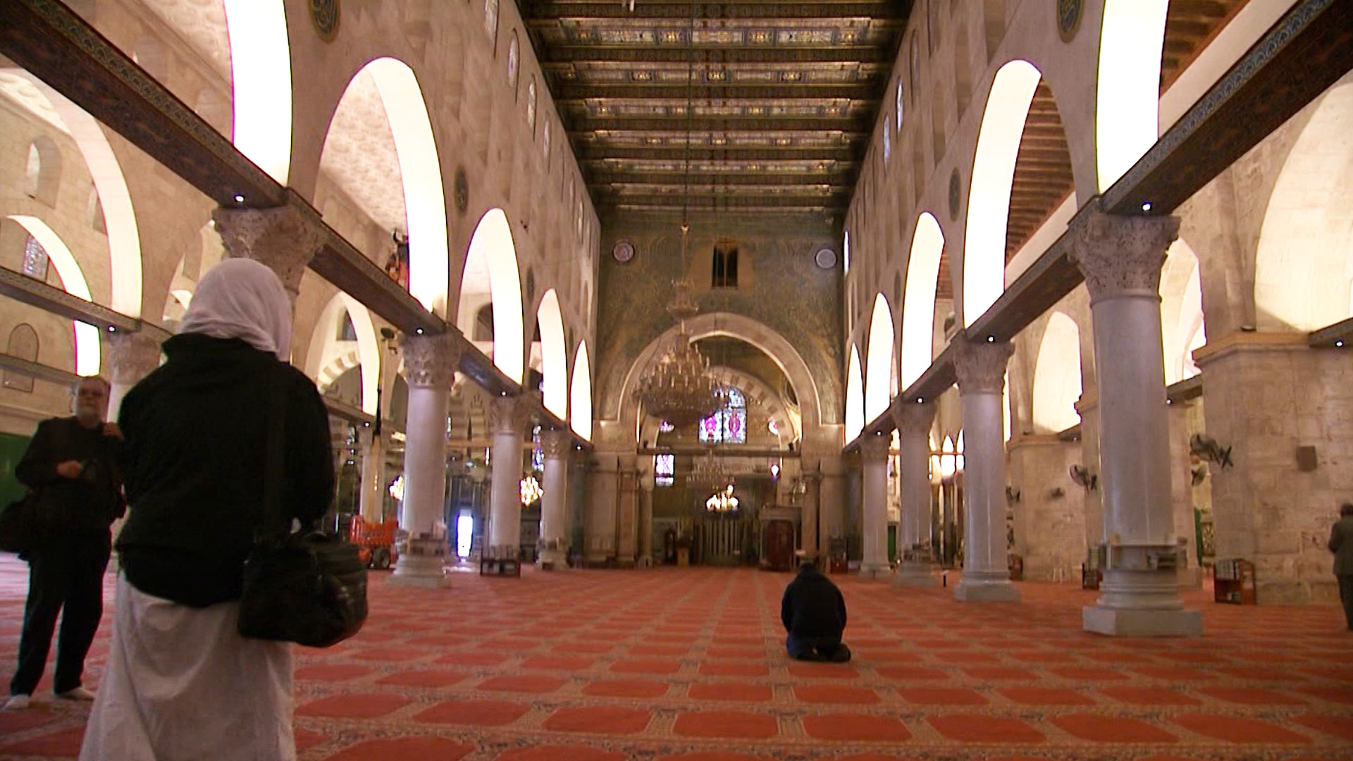 Jew Detector: Praying On The Temple Mount
