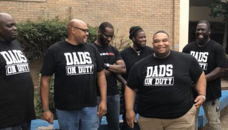 'The School has Just Been Happy': Concerned Fathers Form 'Dads on Duty' to Reduce Violence in LA High School