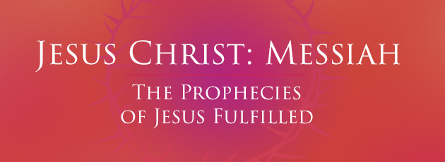 The prophecies fullfilled