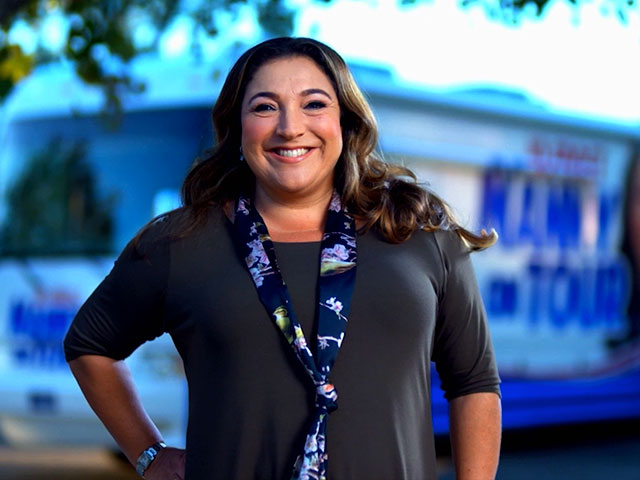 UPtv's Jo Frost Talks Rebuilding Families In Any Stage of