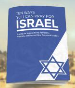 Ten Ways You Can Pray for Israel