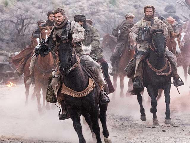 12 STRONG movie, cr: David James