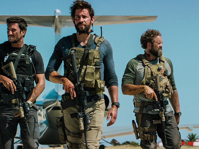 13 Hours movie, cr: Dion Beebe