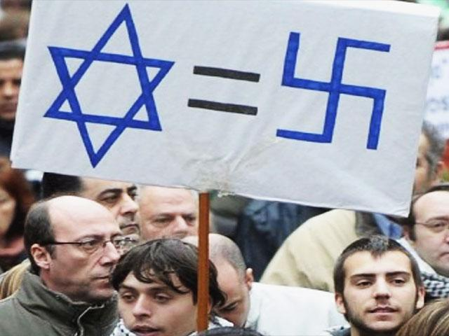 Antisemitic Rally, Ilustrative