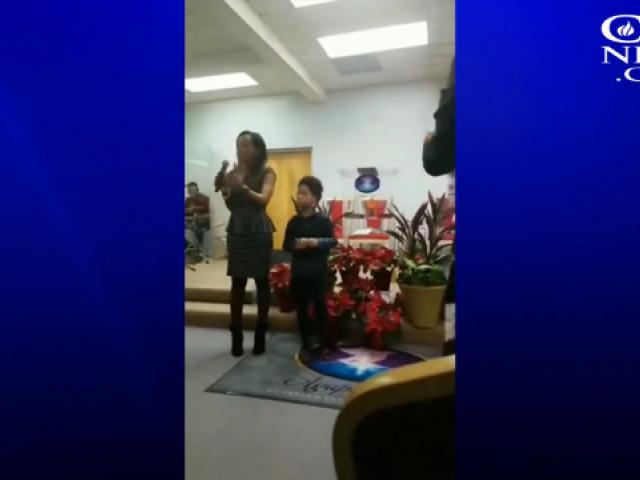 boyfriend is a pastor