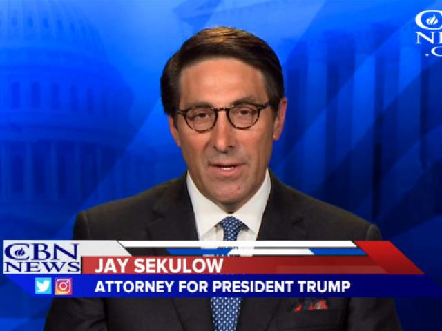 Can a Sitting President Be Indicted? The ACLJ's Jay ...