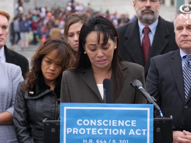 Rights of Conscience Protections for Armed Forces Service Members and Their Chaplains