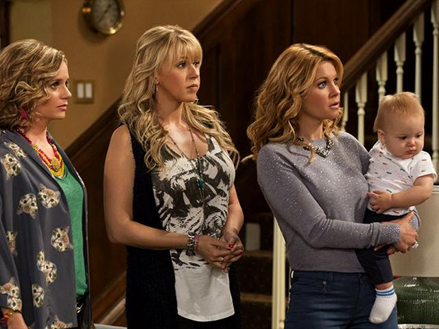 Fuller House Star Candace Cameron Bure On Her Full Life