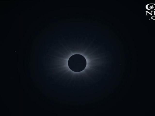 Signs in the Heavens: Biblical Darkness, the Solar Eclipse