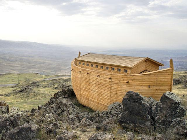 Evidence of Catastrophic Biblical Flood Found in China ...