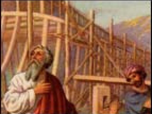 What Did Noah S Ark Look Like Cbn Com