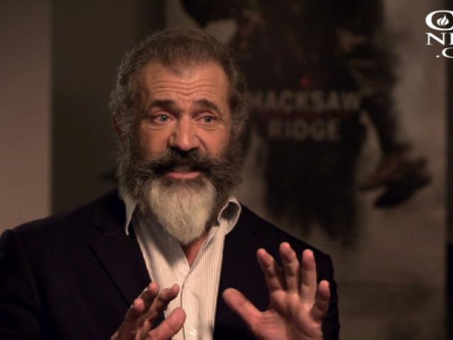 Mel gibson explains how hacksaw ridge challenged his faith cbn news mel gibson explains how hacksaw ridge challenged his faith thecheapjerseys Image collections