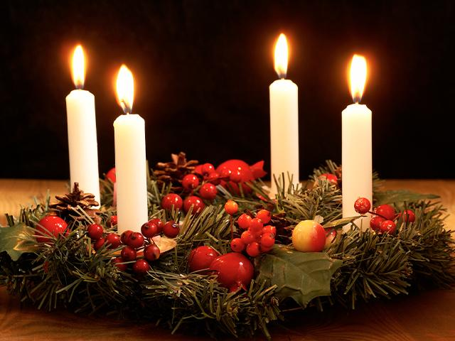 advent wreath 2020