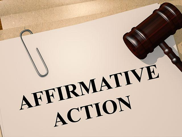 is affirmative action justice for all essay Racial justice demands affirmative action this is a signal that the administration could be preparing to attack affirmative action, although the.