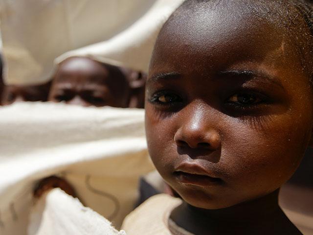 Africa Christian Refugee