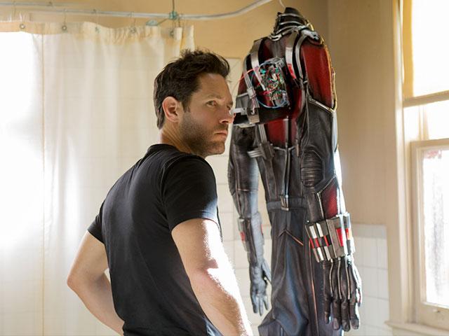 Ant-Man movie