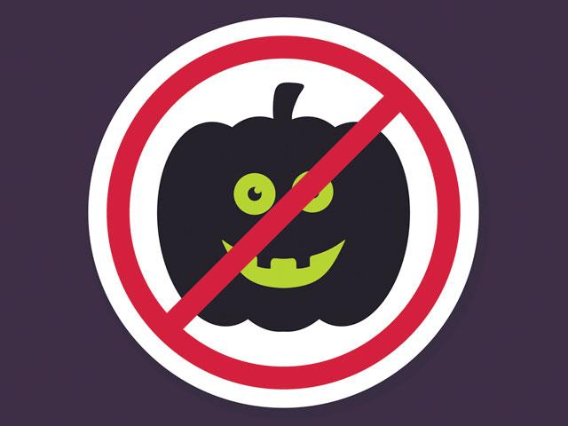 Banning Halloween