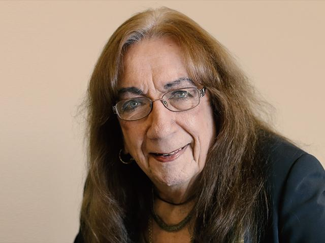 Barbara Satin, transgender woman