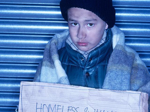 beggar-kid