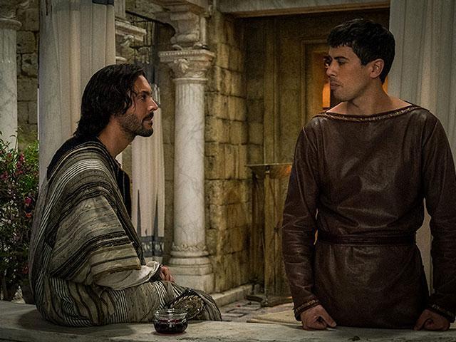 Ben-Hur Cast & Crew: Forgiveness Transcends Revenge