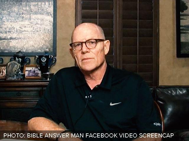 Bible Answer Man Facebook