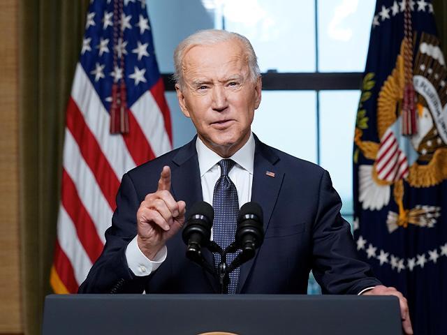 President Joe Biden (AP Photo/Andrew Harnik, Pool)