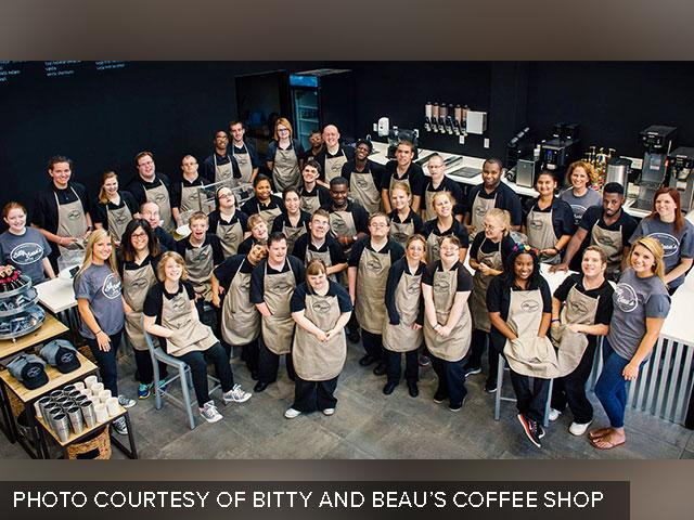 Bitty and Beaus Coffee Shop