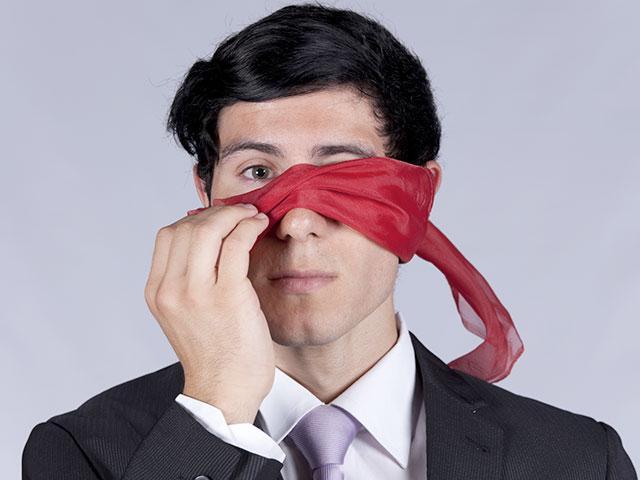Blindfold Guy