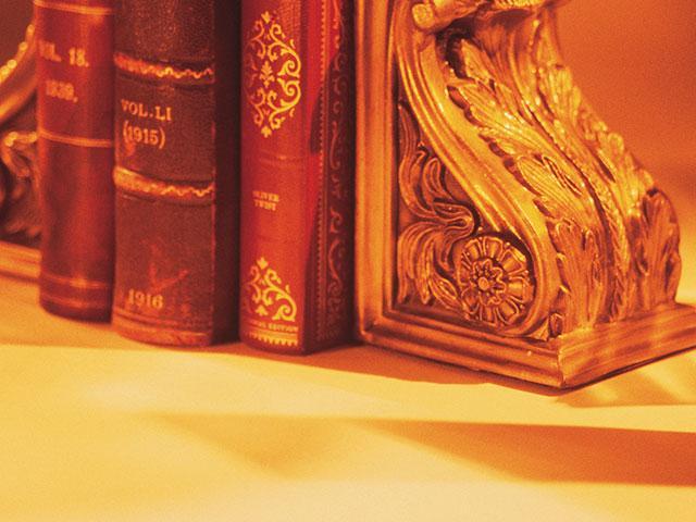 books bookends