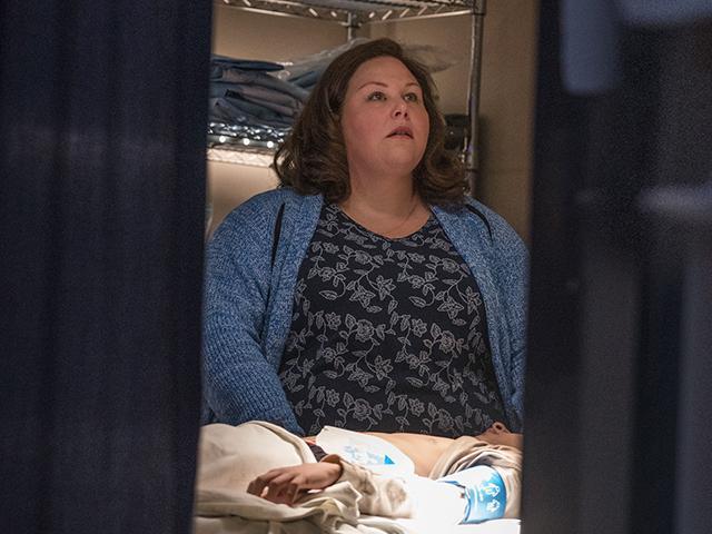 Chrissy Metz in Breakthrough movie