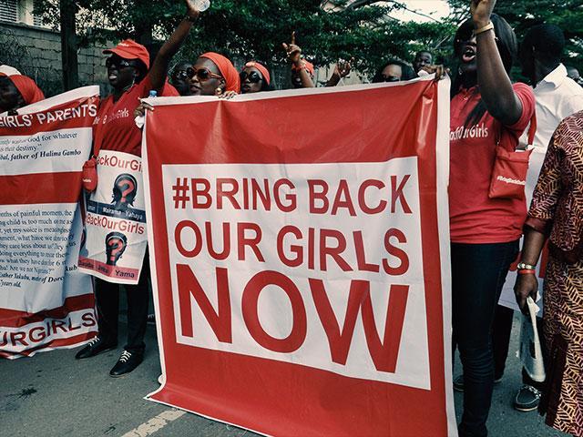 Bring Back Our Girls, Nigeria, Chibok, Boko Haram, Islam, Muslim