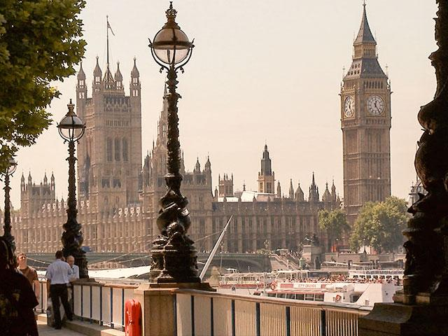 England, Big Ben