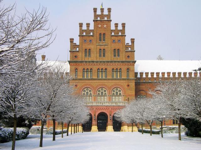 Campus Christmas