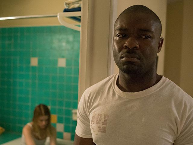 David Oyelowo in Captive