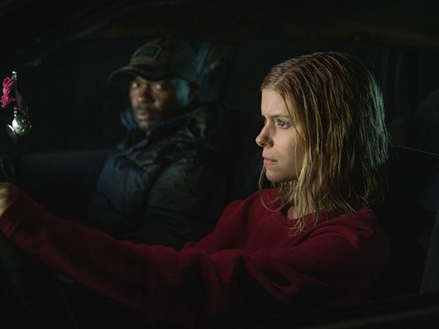 David Oyelowo and Kate Mara in Captive