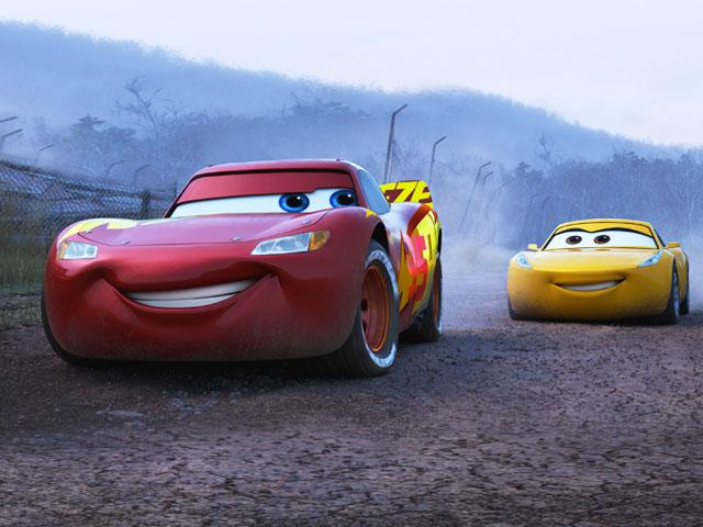 Cars 3, christian movie reviews
