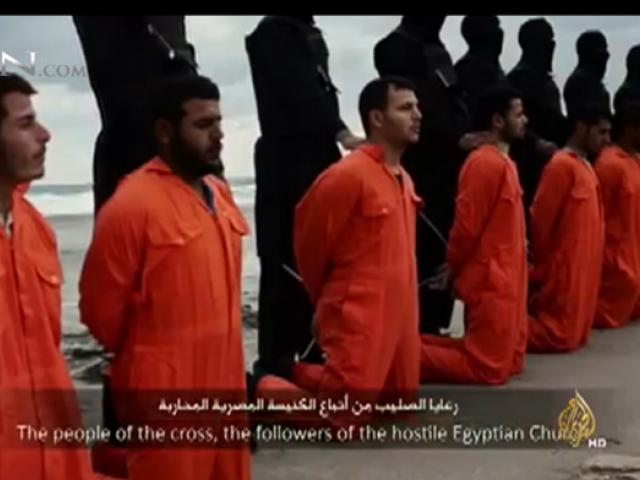 Persecution Of Christians By Isis