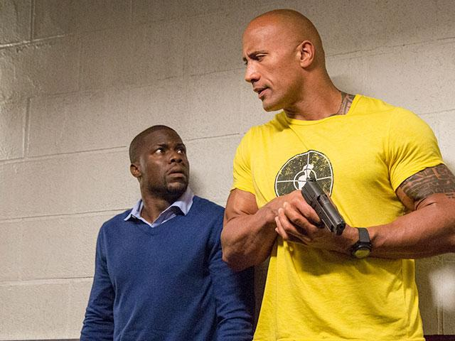 Central Intelligence, christian movie reviews