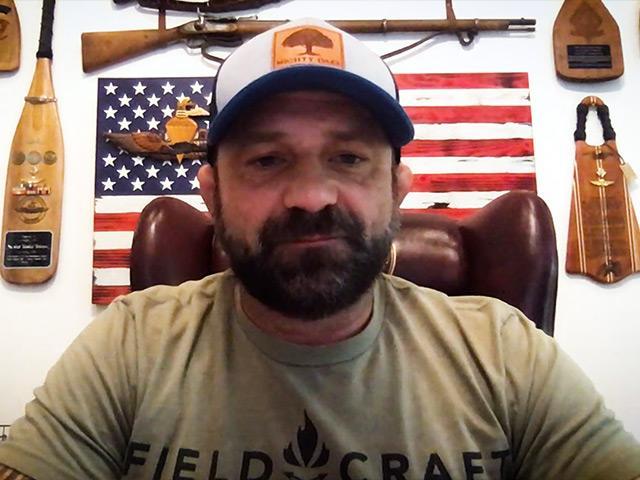 Chad Robiachaux, SaveOurAllies.org