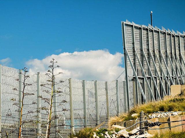 Israel-Lebanon Border. Photo: Jonathan Goff