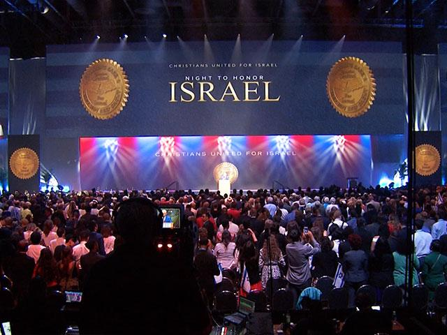 Christians United for Israel 'Night to Honor Israel'